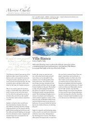 Villa Bianca - Merrioncharles.com