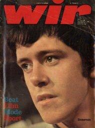 WIR Nr. 3 vom 31.Januar 1966