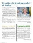 Glasögon för syns skull - Handelshögskolan vid Umeå universitet - Page 4