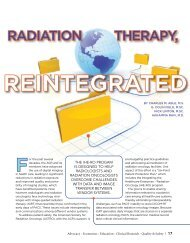 Radiation Therapy: Reintegrated - IHE Wiki
