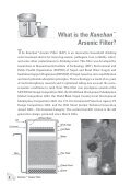 Kanchan Arsenic Filter - Changemakers - Page 4