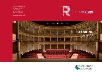scarica il programma - Teatro Ristori