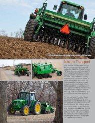 Narrow Transport - Great Plains Manufacturing