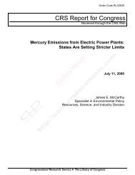 Mercury Emissions from Electric Power Plants ... - stappa/alapco