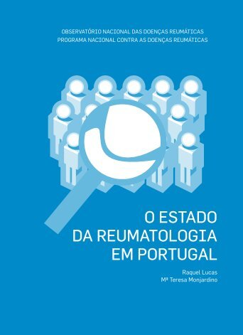 o estado da reumatologia em portugal - Plano Nacional de Saúde ...