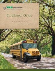 2012 – 2013 TRS Enrollment Guide - BCBSTX.com