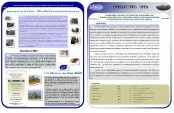 Año 2, Número 5, Diciembre 2012 - Decanato de Educación ...
