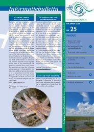 Informatiebulletin - Stichting Samenwerkingsverband Nationale ...