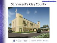 St. Vincent's Clay County