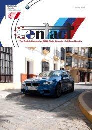 N Ac - BMW Club of Canada, Trillium Chapter