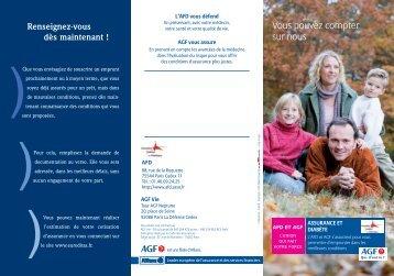 Vous pouvez compter sur nous - Santé en Limousin