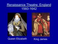 Renaissance Theatre - Northern State University