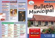 Bulletin municipal n°33 - Juin 2012 - Commune de Saint Amans Soult