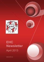 April 2013 - EHC