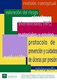 protocolo de prevención y cuidados de úlceras ... - Todoenfermeria
