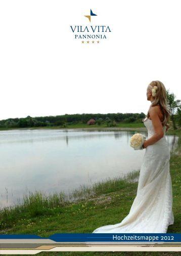 Hochzeitsmappe 2012