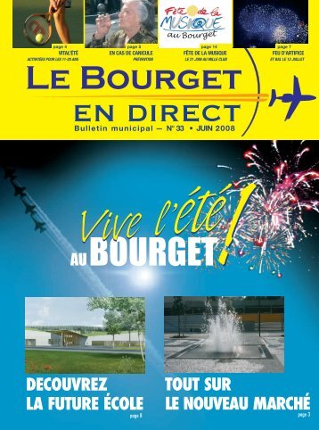 Le Bourget en direct n° 33