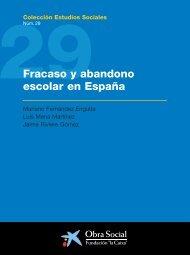 "Estudios Sociales ""la Caixa"""