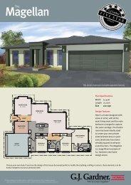 Magellan - G.J. Gardner Homes