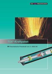 TOX®-Kraftpaket - TOX PRESSOTECHNIK GmbH & Co.KG