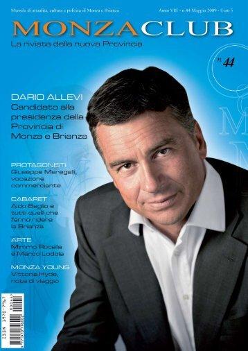 Dario Allevi - Monza Club