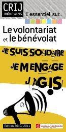 Carnet volontariat.pdf - centre ressources information jeunesse ...