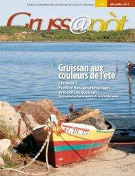 Lo Grussanòt Juin 2010 PDF - Gruissan