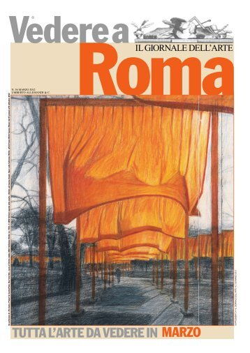 318 VED Roma - Il Giornale dell'Arte