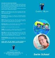 Swim School - The Club Company