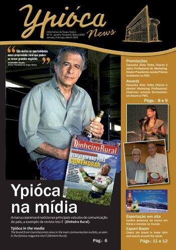 Revistal Ypioca X.indd - Ypióca