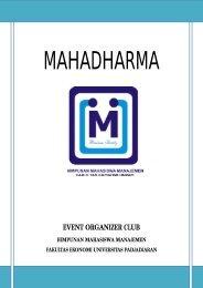 EVENT ORGANIZER CLUB - FE Unpad - Universitas Padjadjaran