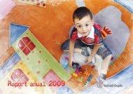 Descarcă Raportul anual 2009 - Salvati Copiii
