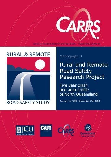 Section 2. Far North Region - Centre for Accident Research and ...