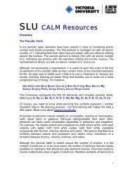 The Periodic Table.pdf - TLS