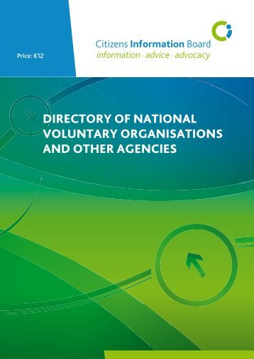 Directory of National Voluntary Organisations - Citizens Information ...