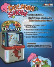 dolphin-show-ticket - BMI Gaming