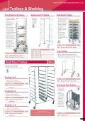 Trolleys & Shelving - Catering Equipment - Page 3