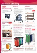 Trolleys & Shelving - Catering Equipment - Page 4