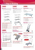 Trolleys & Shelving - Catering Equipment - Page 6