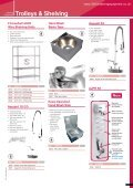 Trolleys & Shelving - Catering Equipment - Page 7