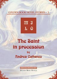 The Saint in procession - Golden Book Hotels