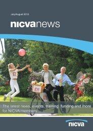 nicvanews July/August 2012