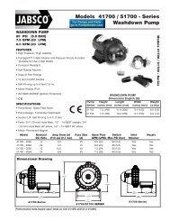 Pump Strainer Perko 721-000-PLB Cast Bronze