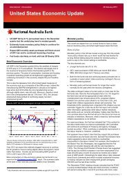 US Economic Update - Business Research and Insights - NAB