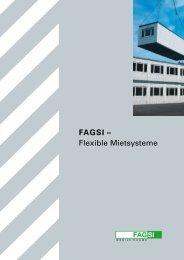 FAGSI – Flexible Mietsysteme - Heinze GmbH