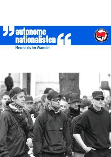 """AUTONOME NATIONALISTEN"" – Neonazis im Wandel - AKKU ..."