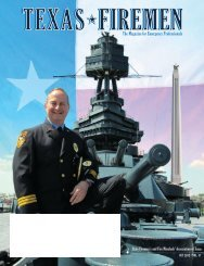 Fall 2012 - State Firemen's & Fire Marshals'