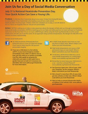Join Us for a Day of Social Media Conversation July 31 Is National ...