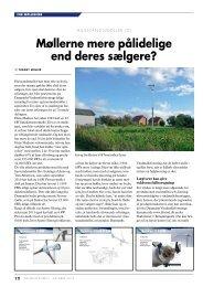 Artikel med omtale af arrangementet, Naturlig Energi oktober 2012