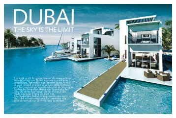 THE SKY IS THE LIMIT - AA properties Dubai